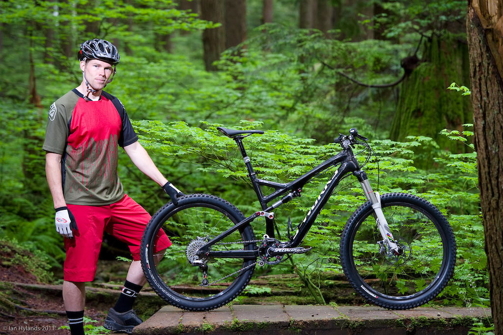 Curtis Keene s 12 Specialized Stumpjumper Carbon EVO