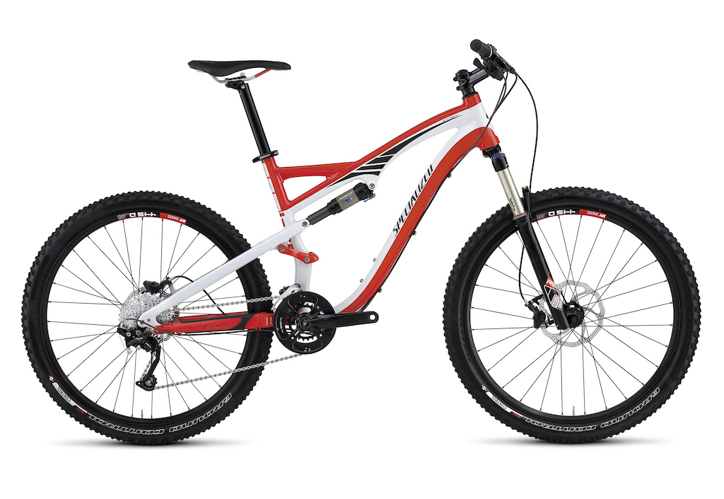 2012 Specialized Camber Expert