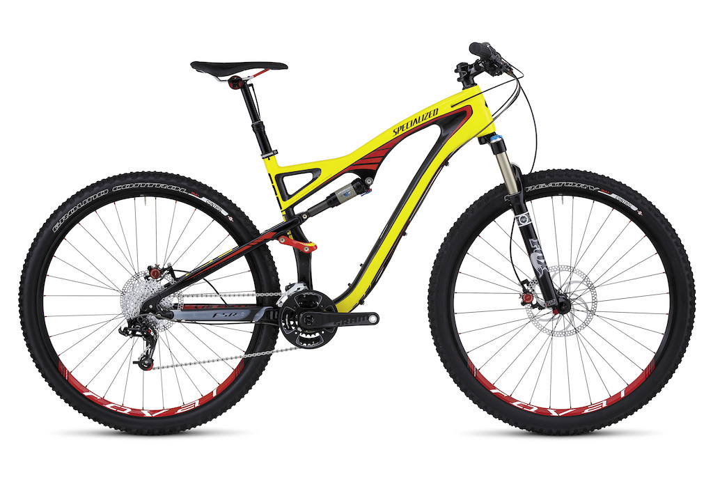 2012 Specialized Camber Expert Carbon 29
