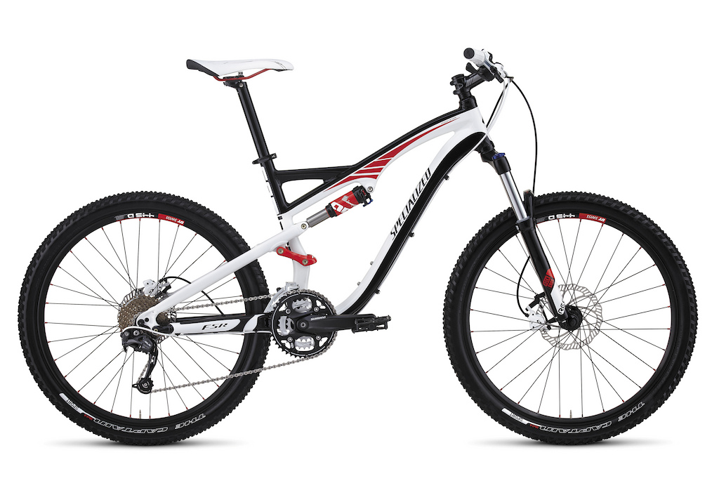 2012 Specialized Camber Comp