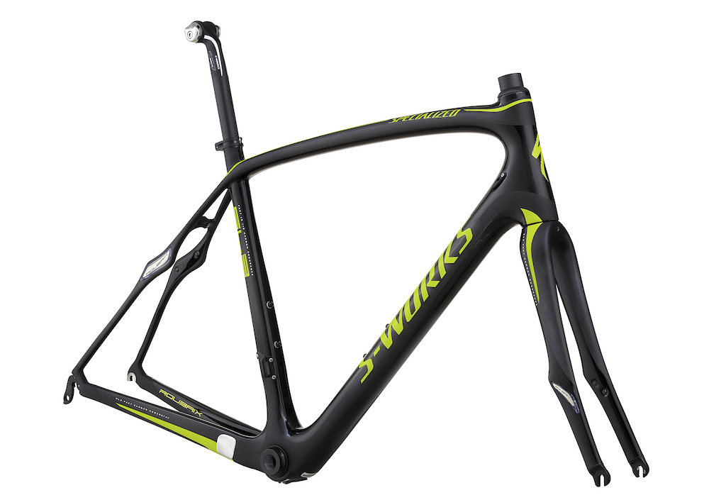2012 Specialized S-Works Roubaix SL3 framset