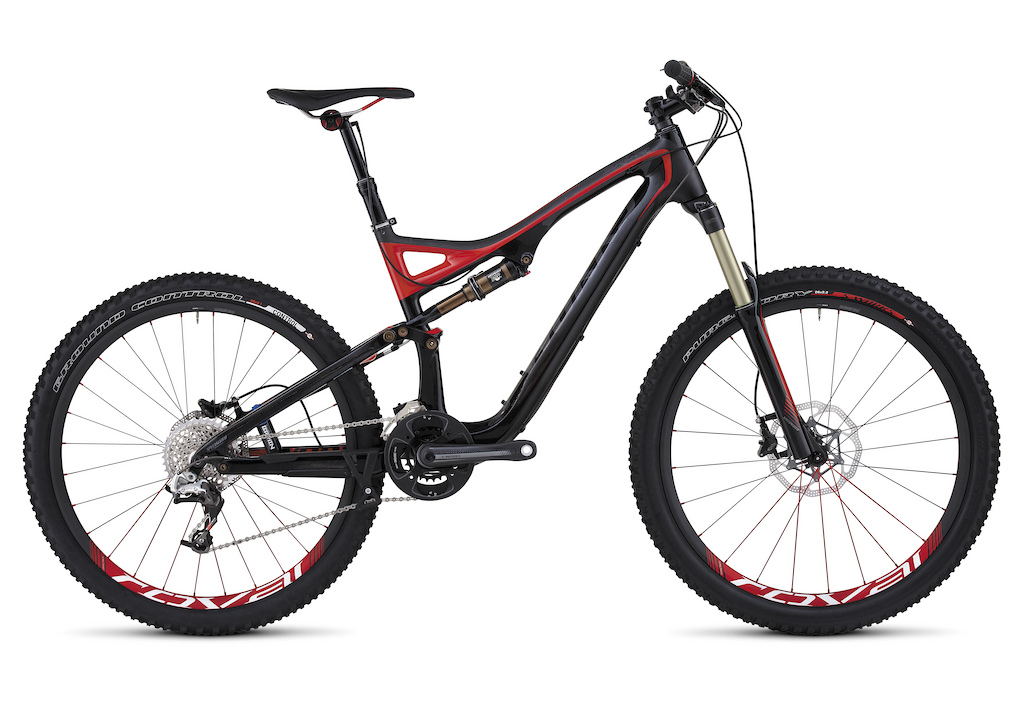 2012 Specialized S-Works Stumpjumper