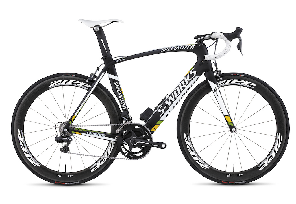 2012 Specialized S-Works Venge Di2