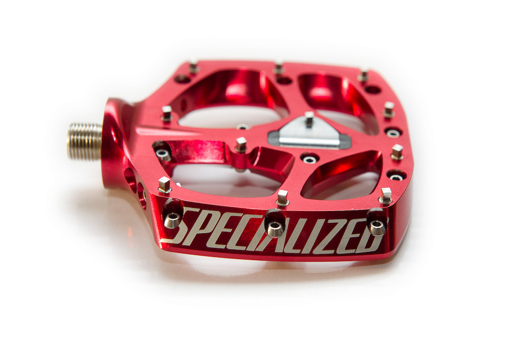 New Specialized Pedal
