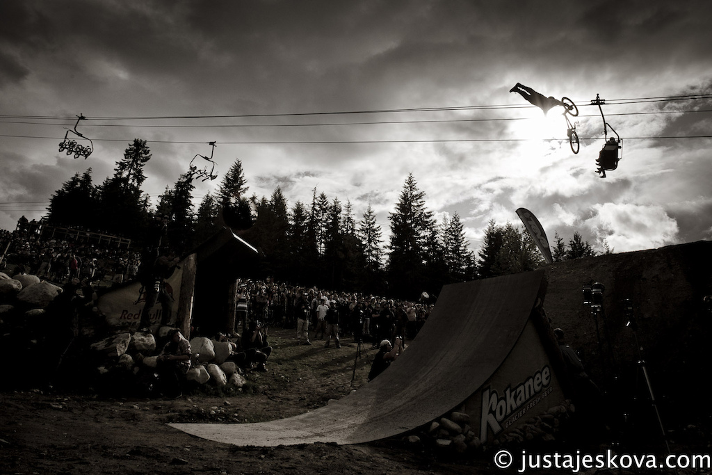 Best Trick Showdown - Crankworx 2011