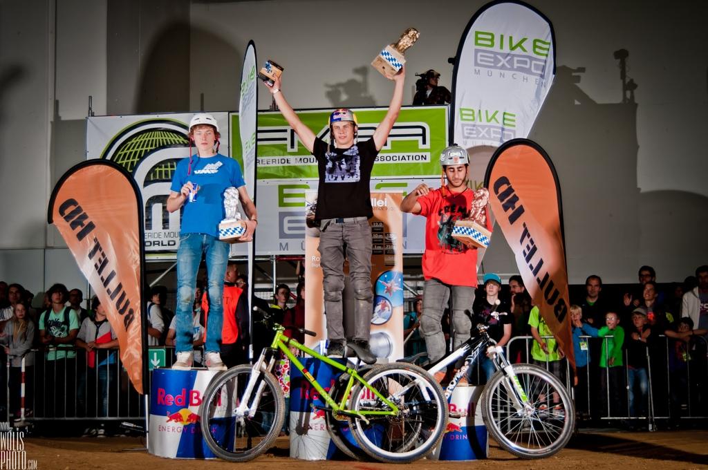 Szymon Godziek with his Cody wins the Go Big Or Go Home FMB World Tour silver event. Photo by Bartek Woli ski.