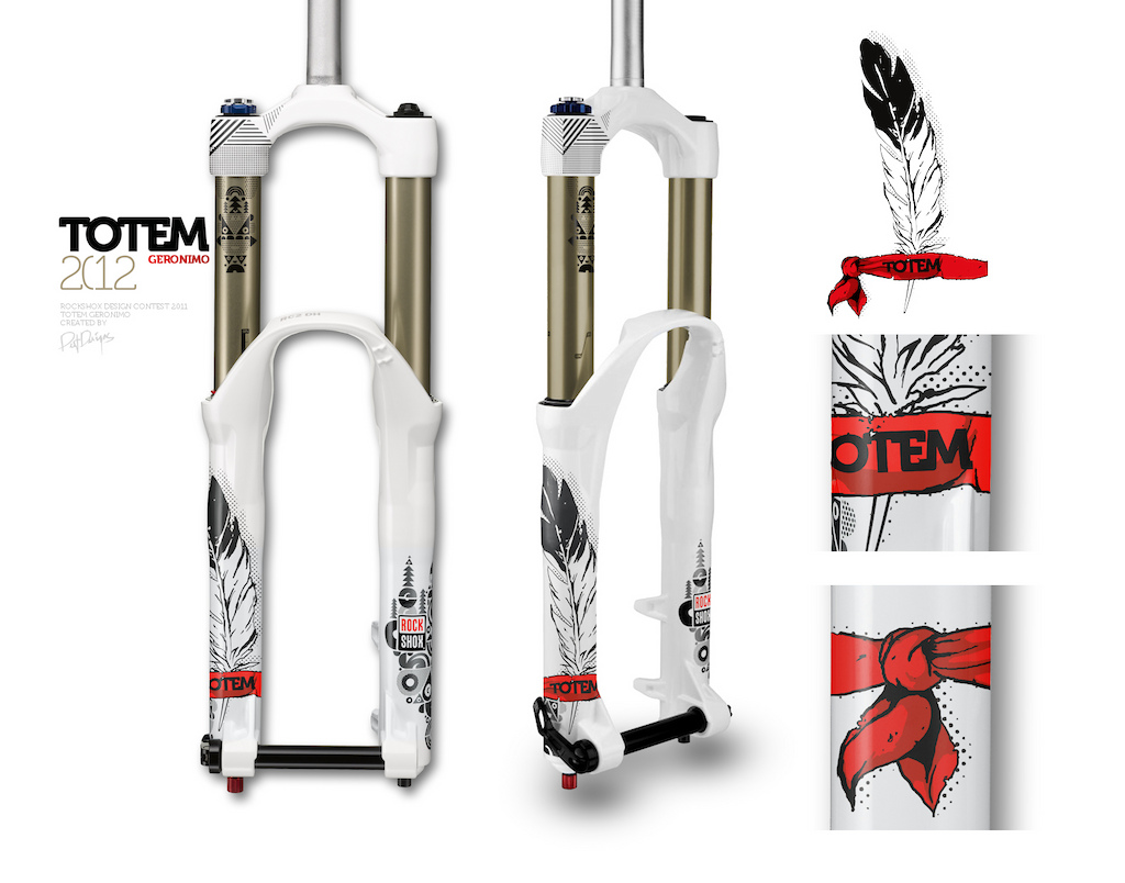 Totem Geronimo Red