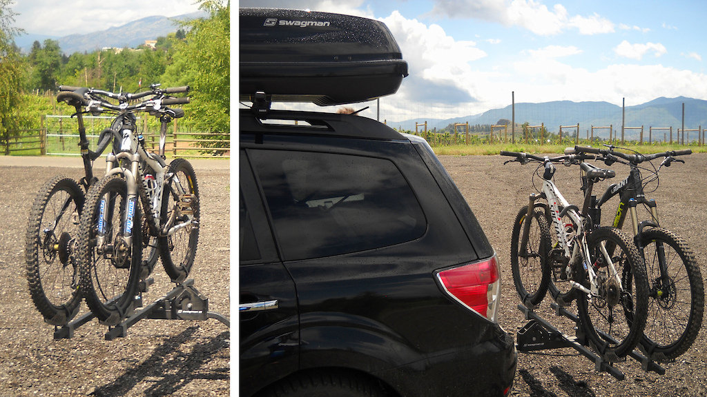 Swagman Saved My Ass G2 And Pro 1800 Roof Box Reviewed Pinkbike