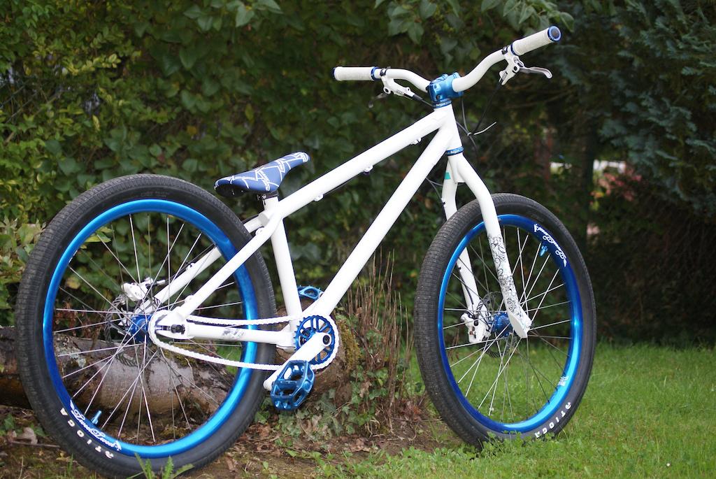 My bike , last rafnix