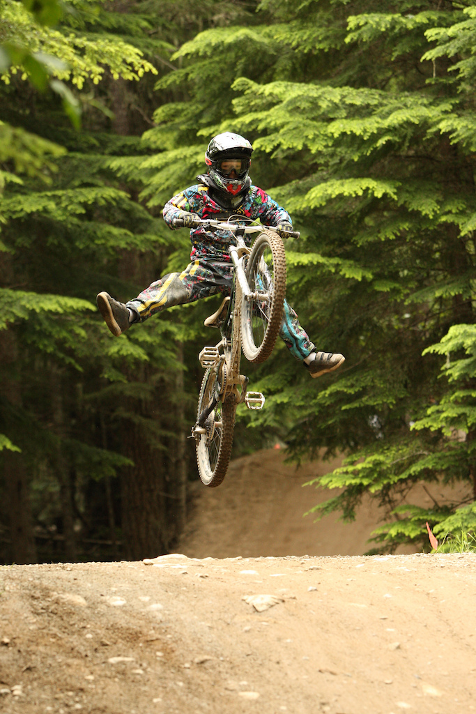 No Footer @ 7 years old!