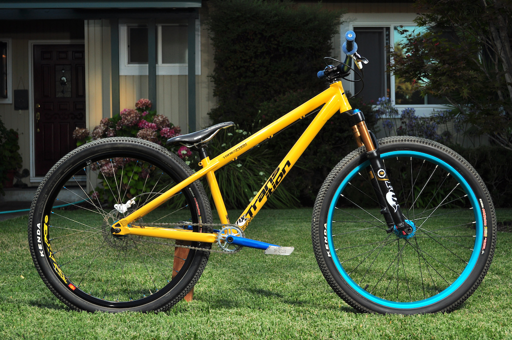 2011 Transition Trail or Park with a 2012 Fox 831