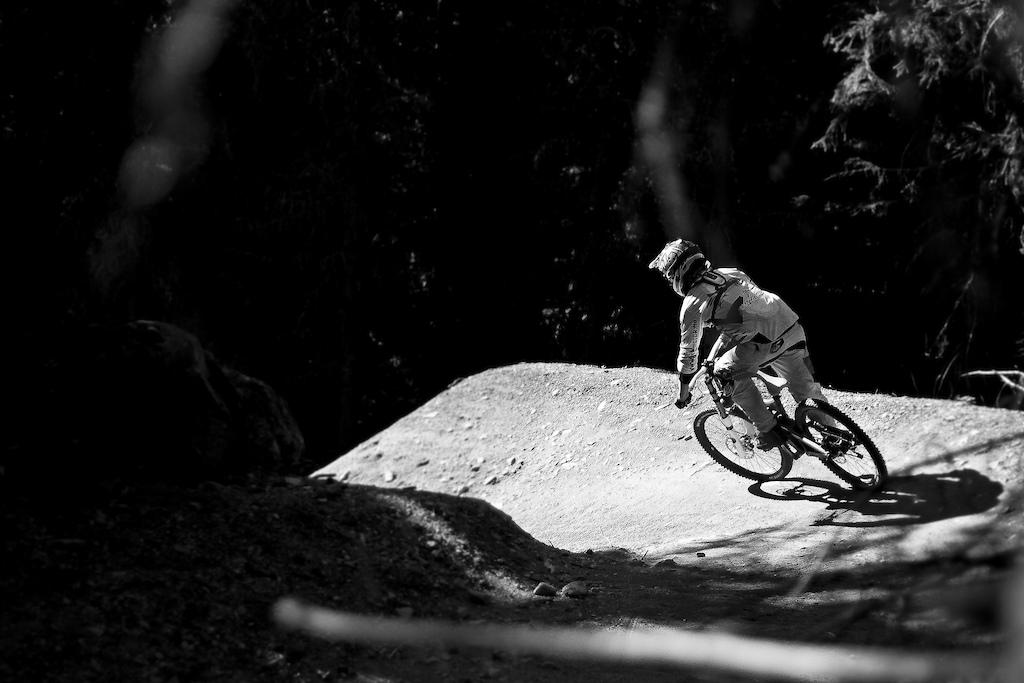 Pre-contest riding in Hafjell