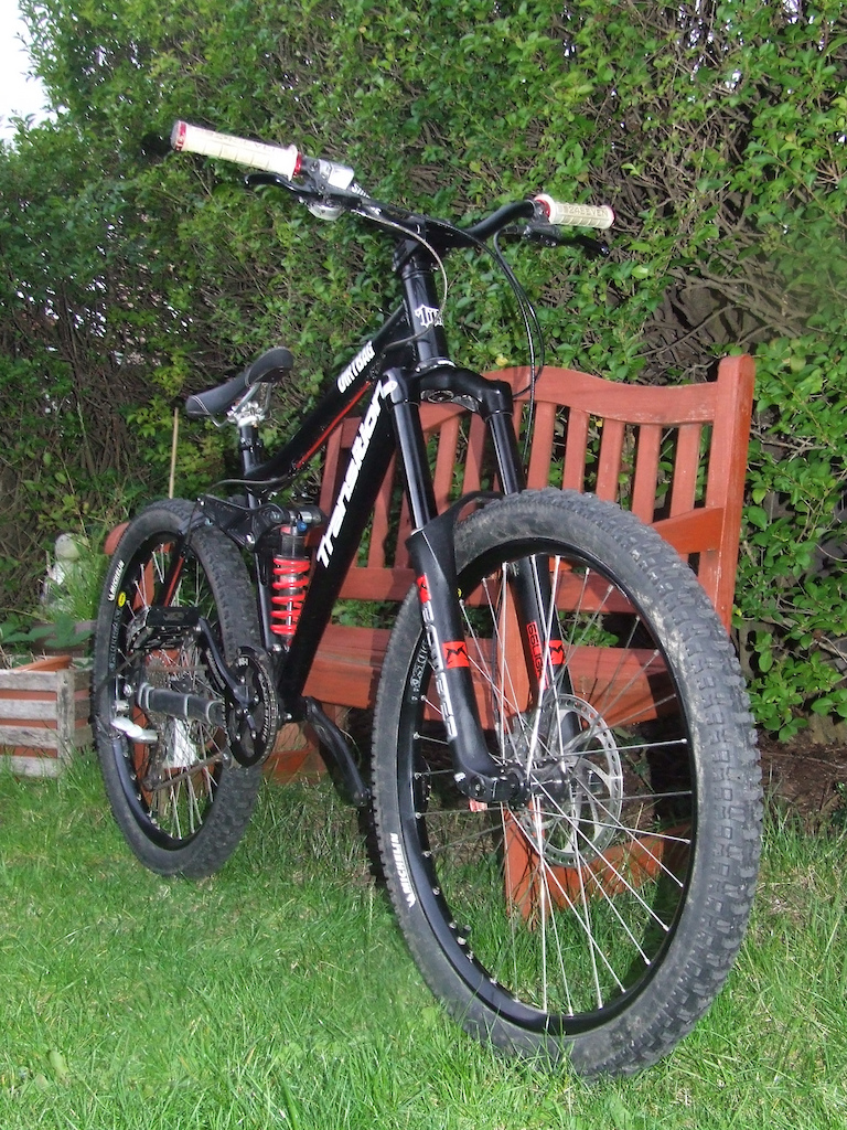 New Ride - Transition DirtBag  - Will Be Changing the front 66rc2 Light for Fox 36, and changing rear romic shock for Fox DHX4/5
