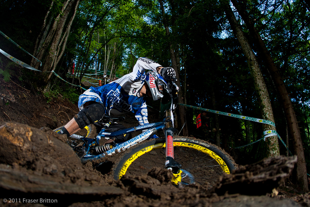 Matti Lehikoinen has had a few rough years with injuries. This year he has stayed in one piece and we re all crossing our fingers that he can pull out a great result here at Champery.