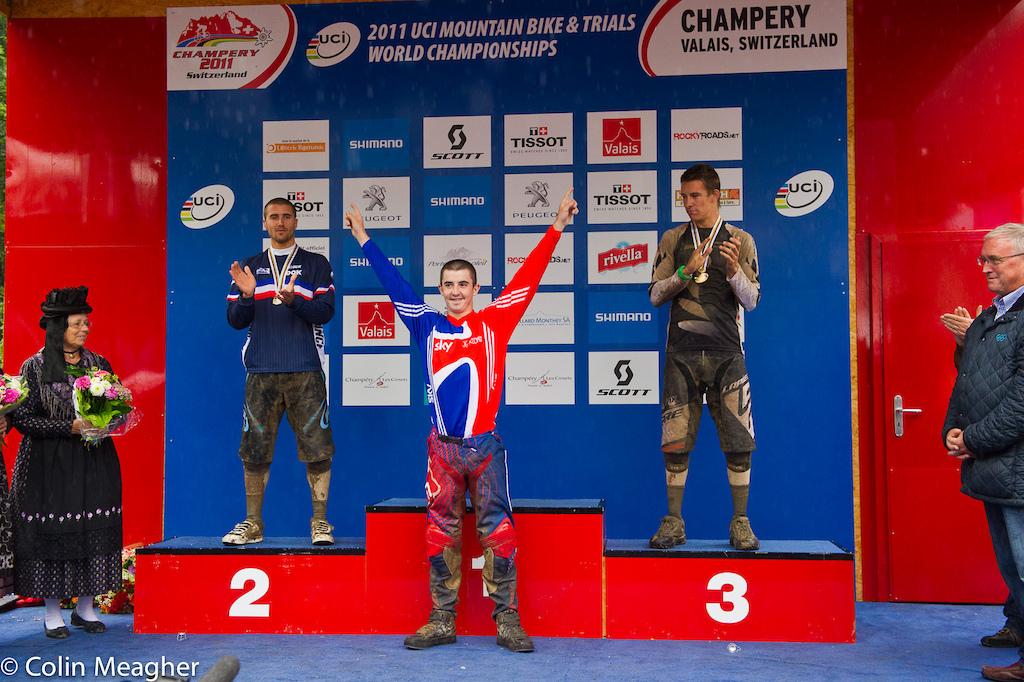 Danny Hart--the new World Champion