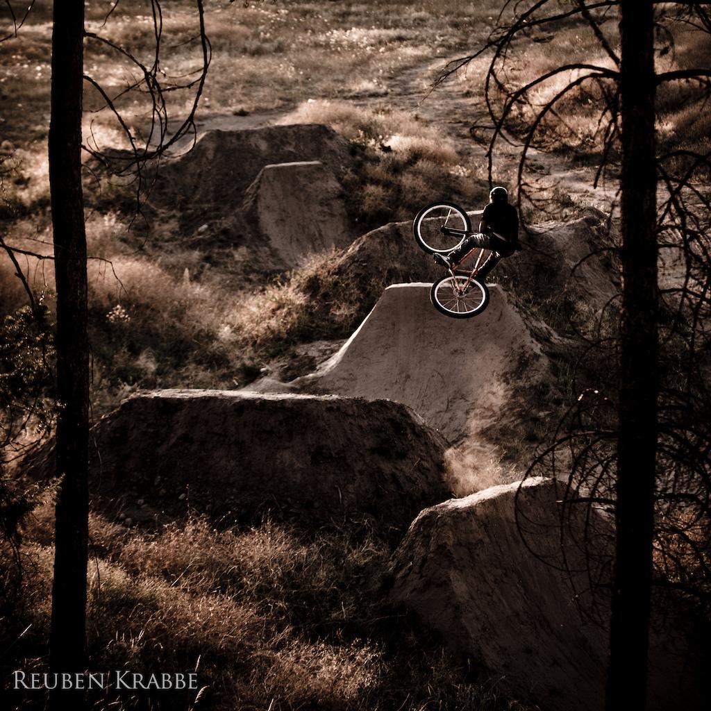 Copyright Reuben Krabbe 2011