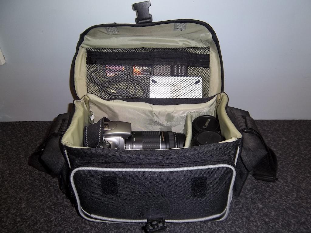 EOS300D kit