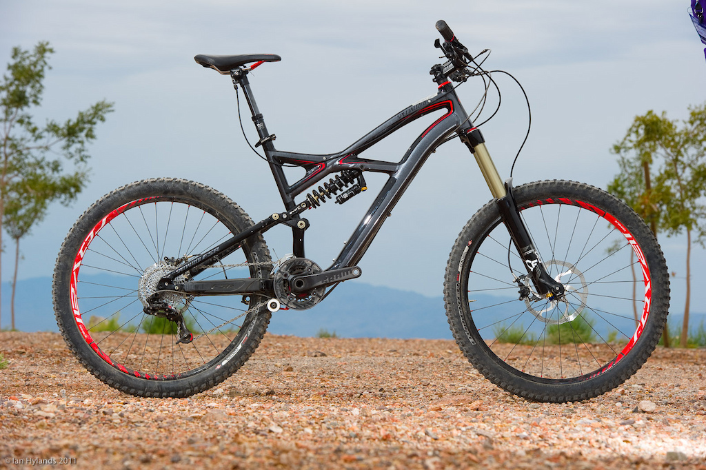 X-Fusion Suspension is OE Spec on this years Specialized Enduro EVO