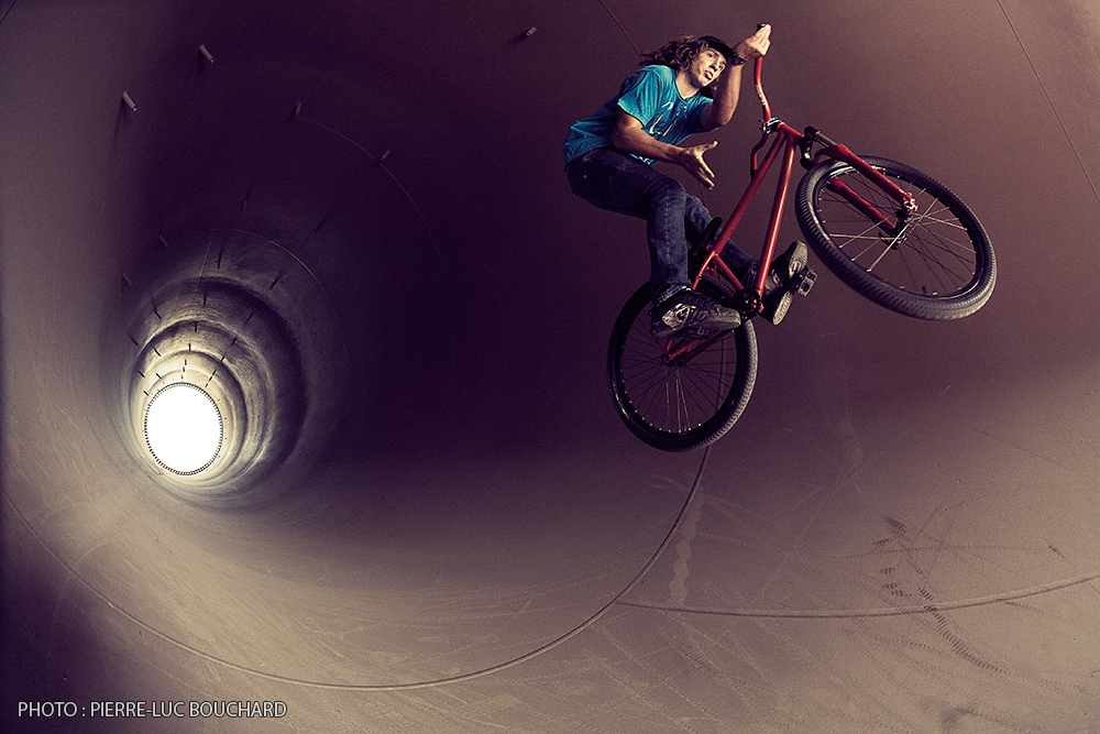 Barspin - Photo Pierre-Luc Bouchard