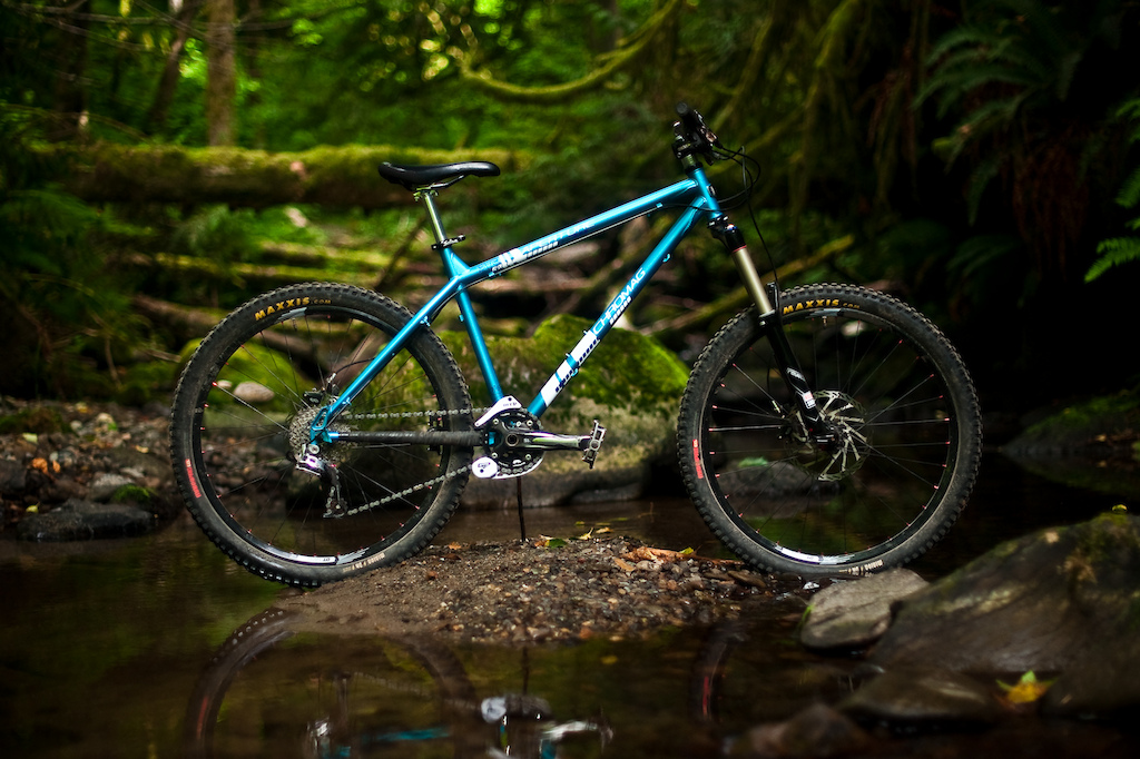 Chromag Aperture Hardtail Review Pinkbike