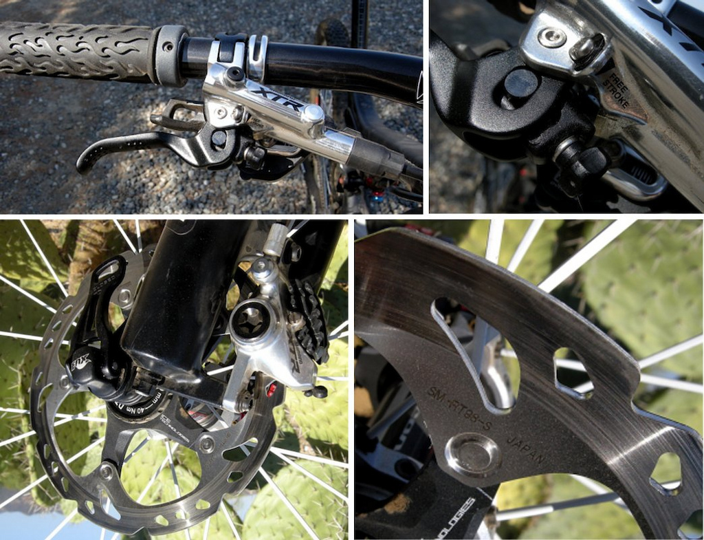 Shimano XTR Trail Brake multi