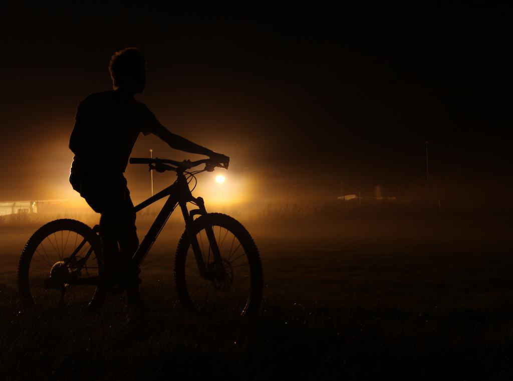 Perfect night-shot by Henrik Petersen
