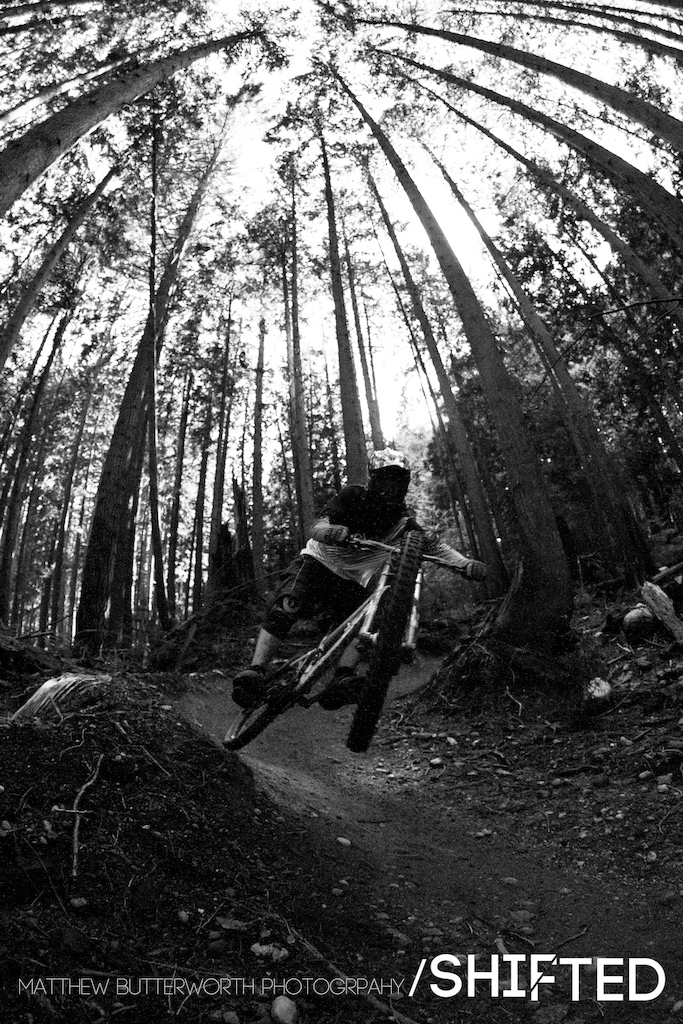 Spencer Graf railing some North Shore dirt. If you want to know whats going on with the film join our facebook group Will be posting behind the scenes stuff in there as well. www.facebook.com shiftedbikefilm