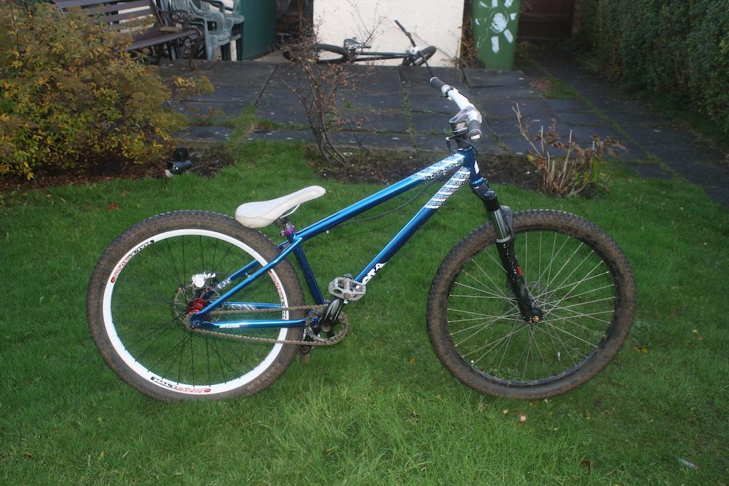new frame and rear wheel woop woop
