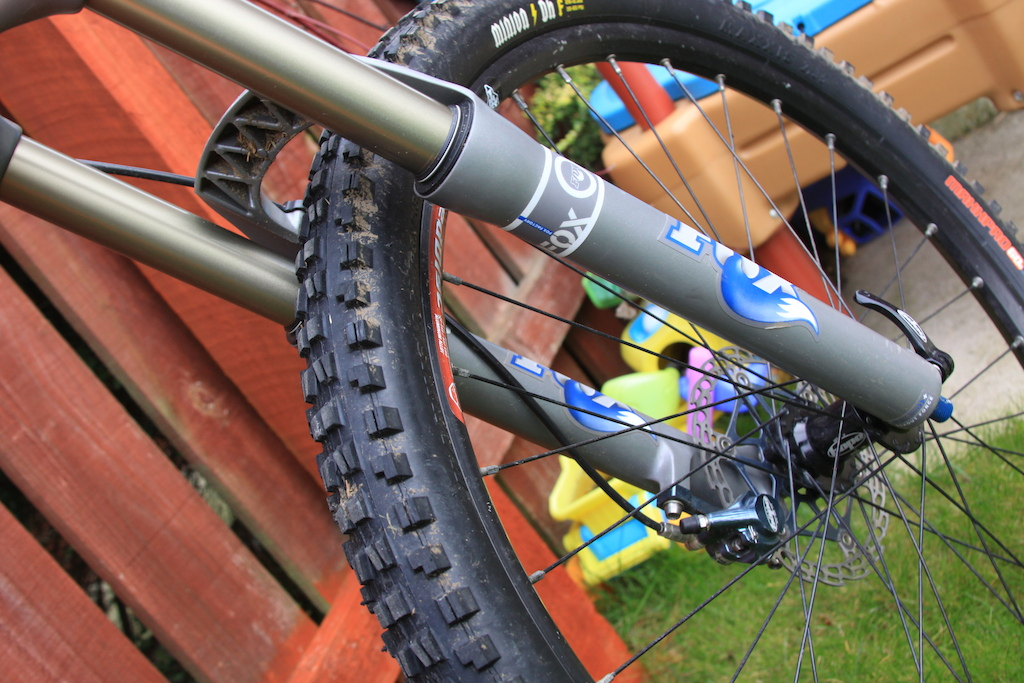 Fox Float 140 RLC Forks