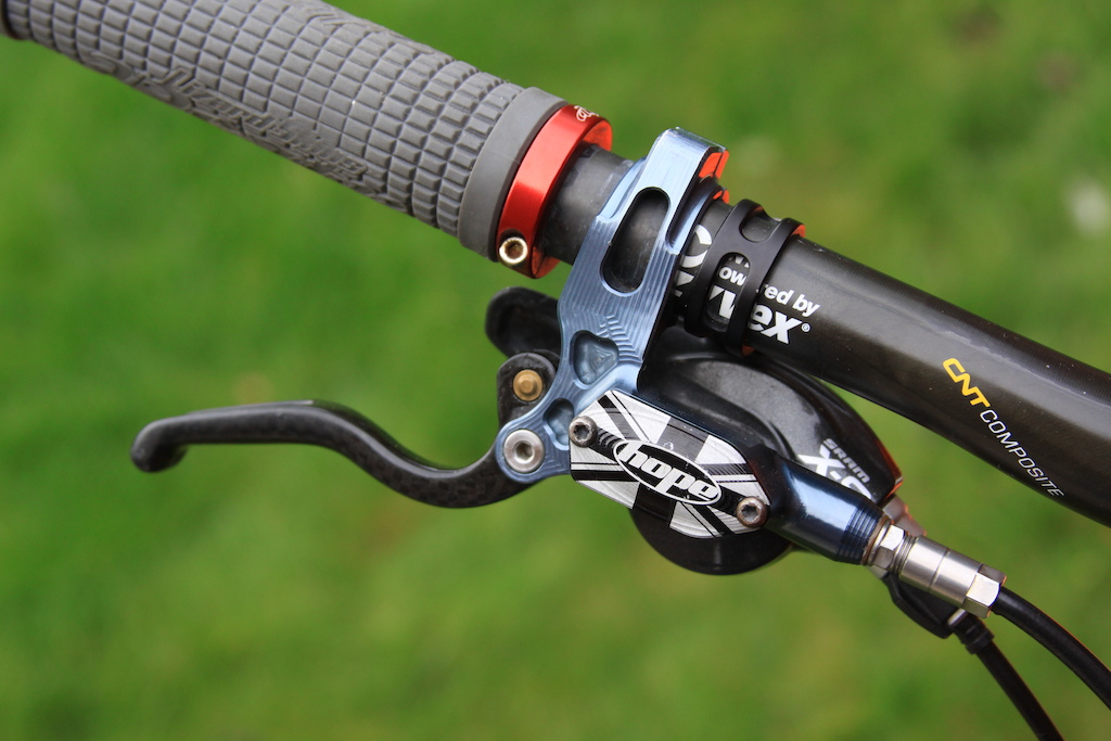Hope Mini Pro's with Carbon levers