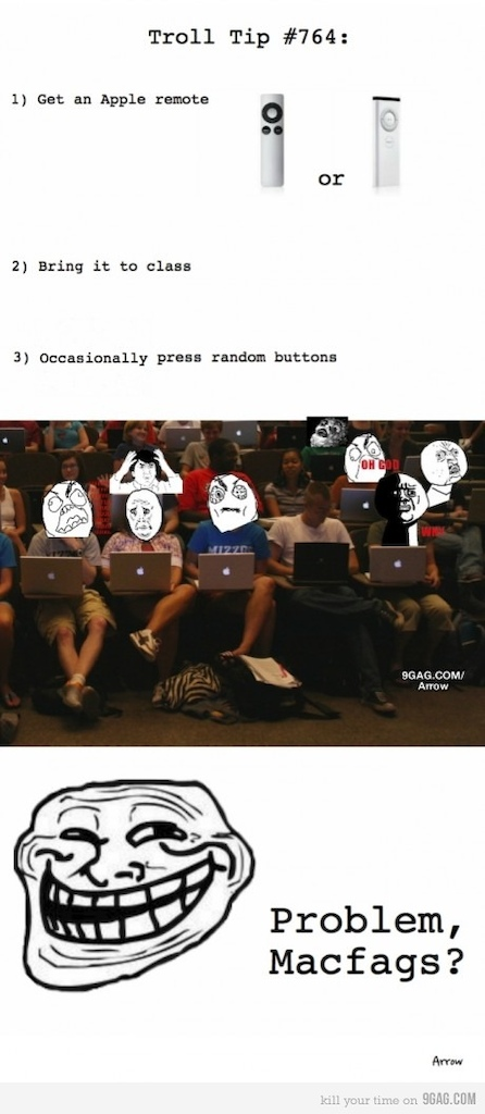 photo by 9GAG. For entertainment purposes only