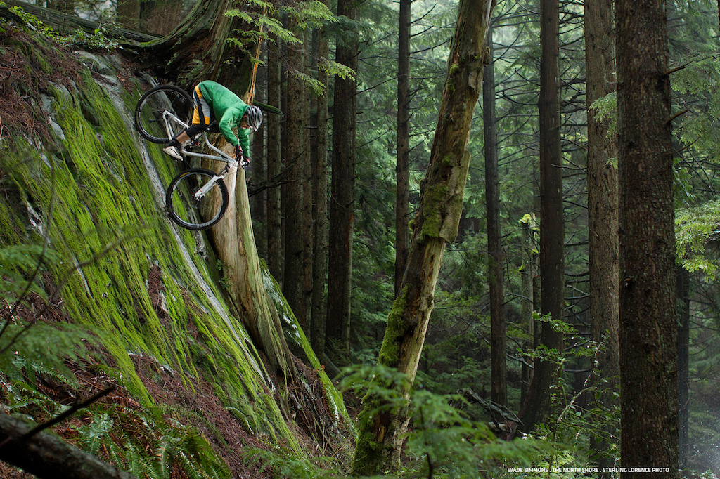 wade simmons on vancouver's north shore