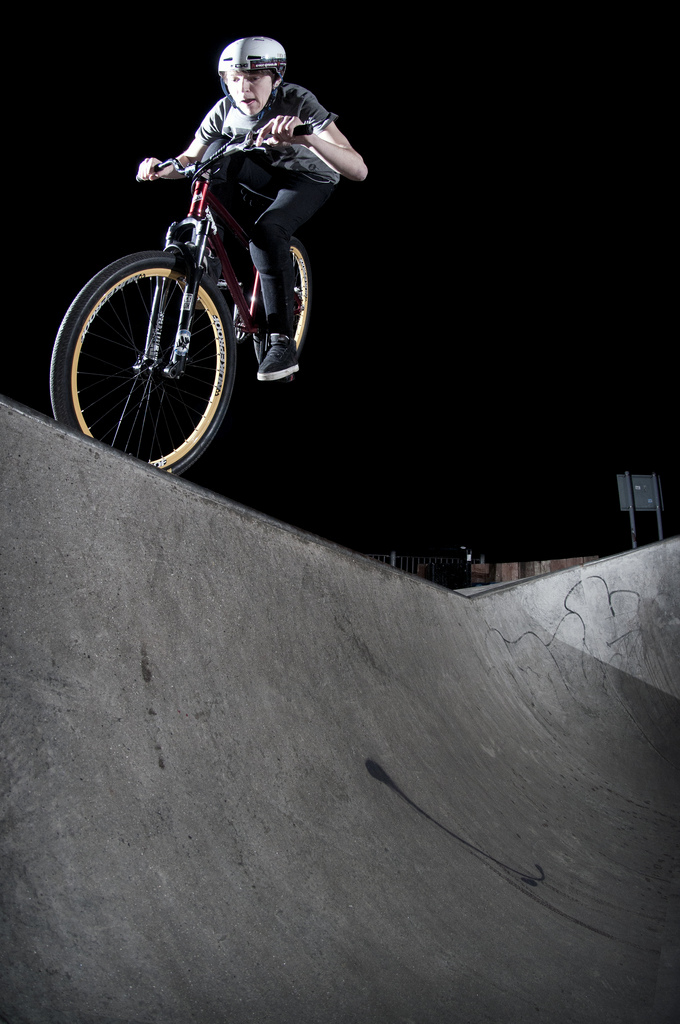 Footjam. Thanks to Johnny Haynes for the shot. Beddo/Dynamic-Style
