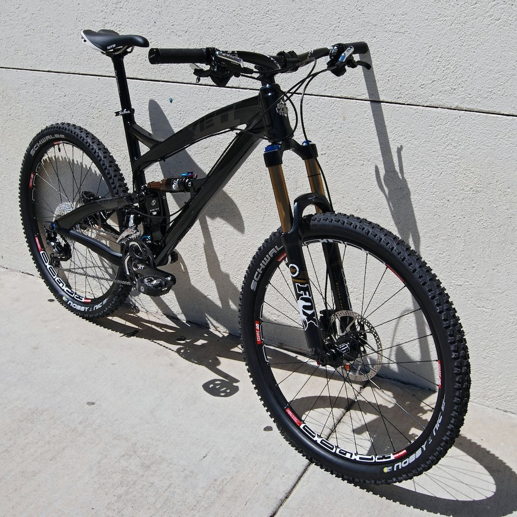 Yeti-SB66 Demo bike i have been riding on, recently upgraded the wheel set to CrankBrothers Cobalt