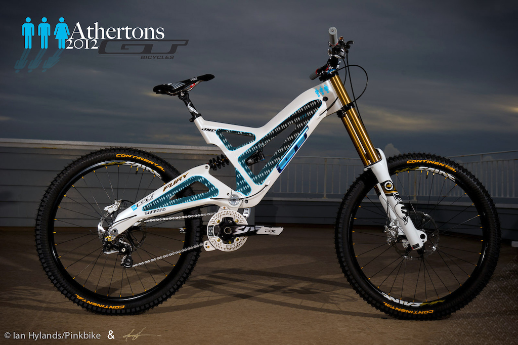 Atherton's GT Fury (concept)  Much better!