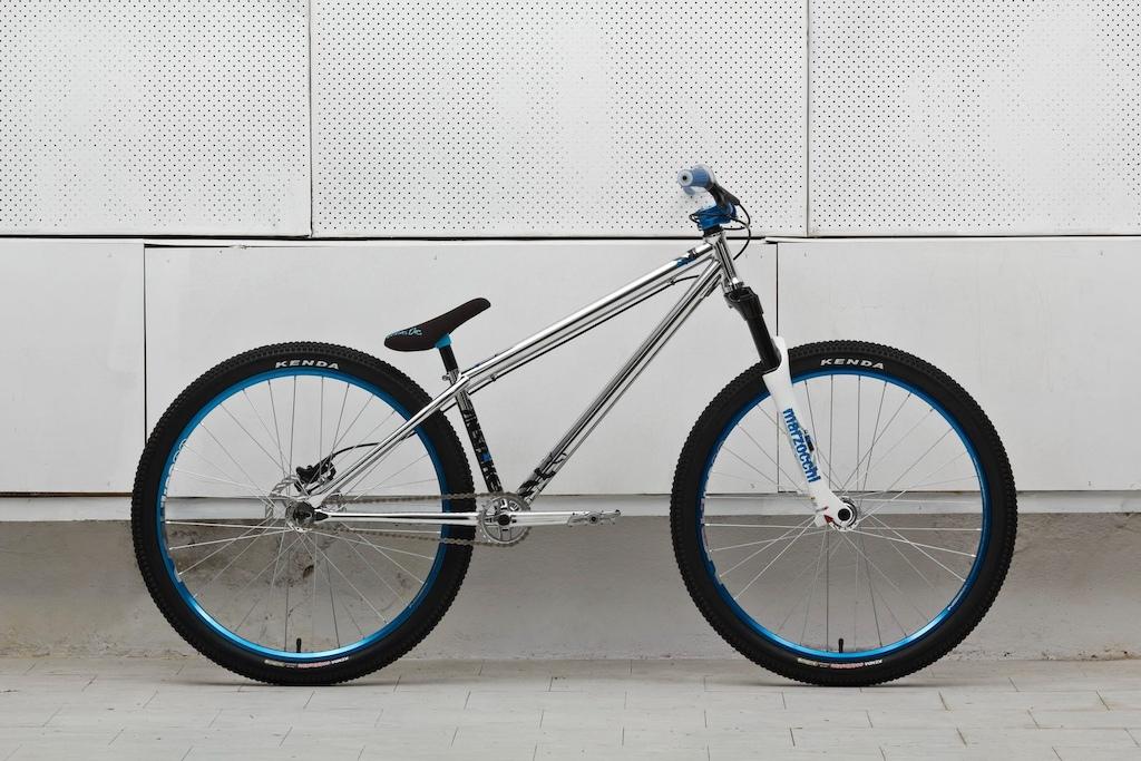 2012 NS Bikes Metropolis 1