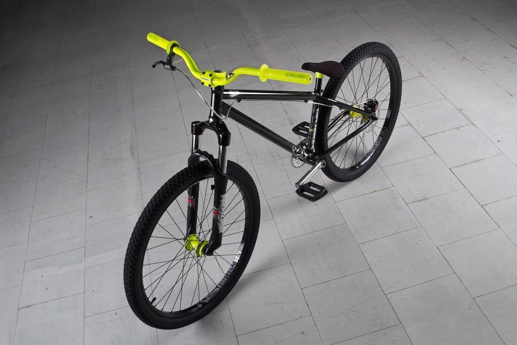 2012 NS Bikes Metropolis 2