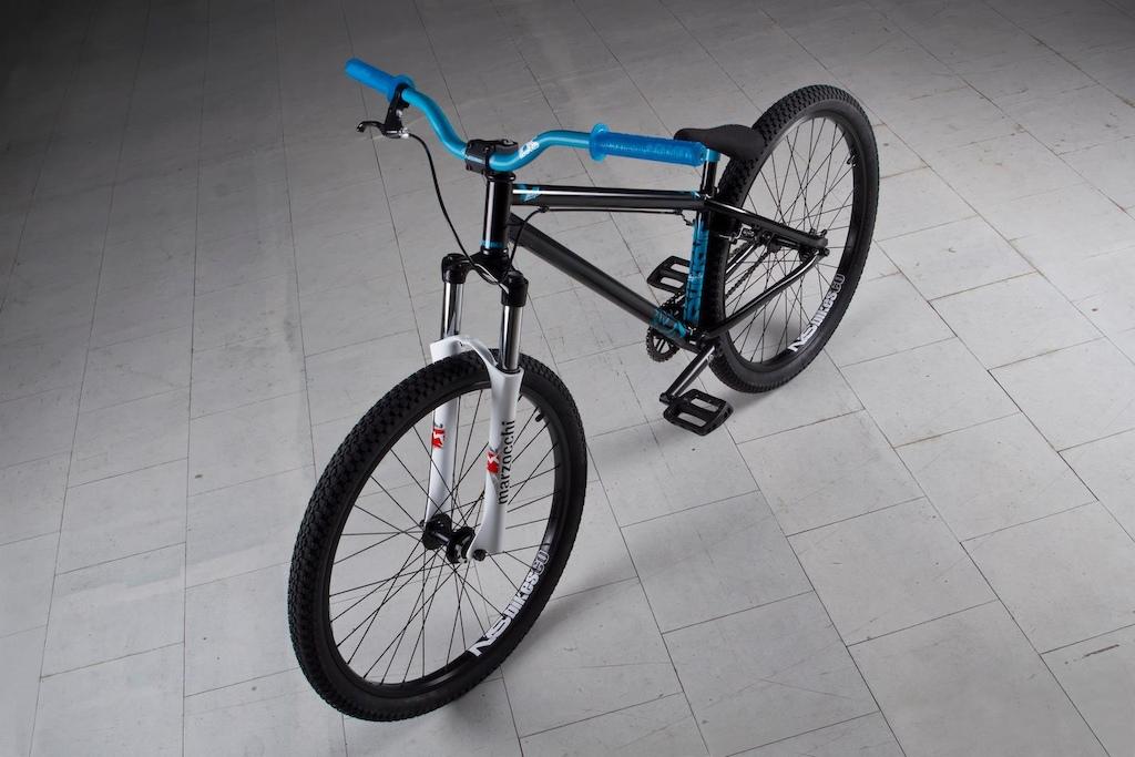 2012 NS Bikes Metropolis 3