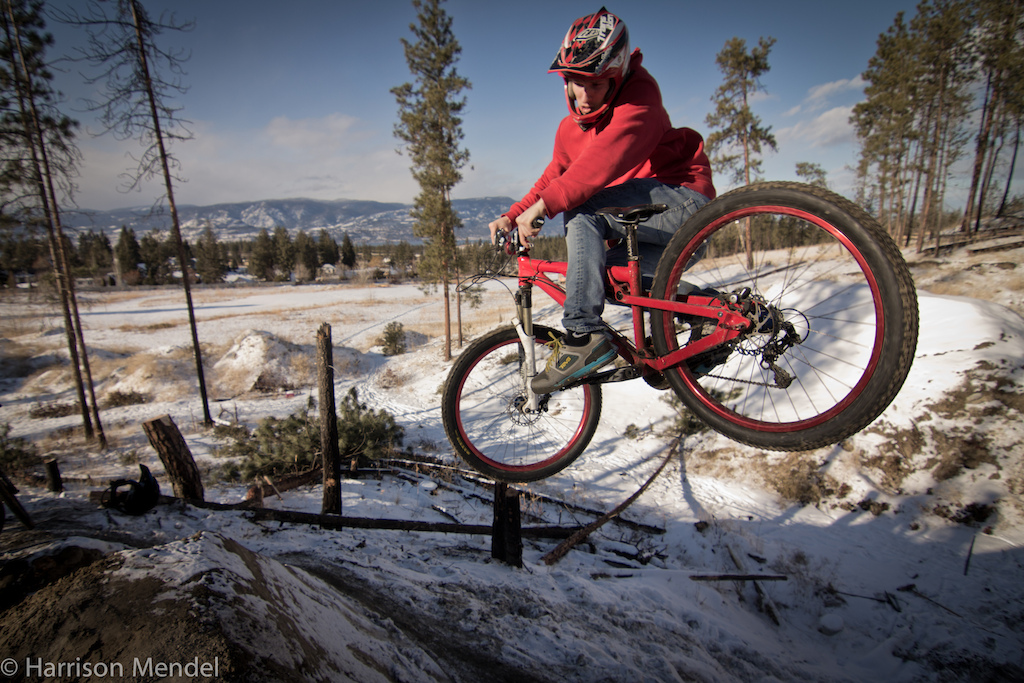 Shots from a nice winter day! Whip