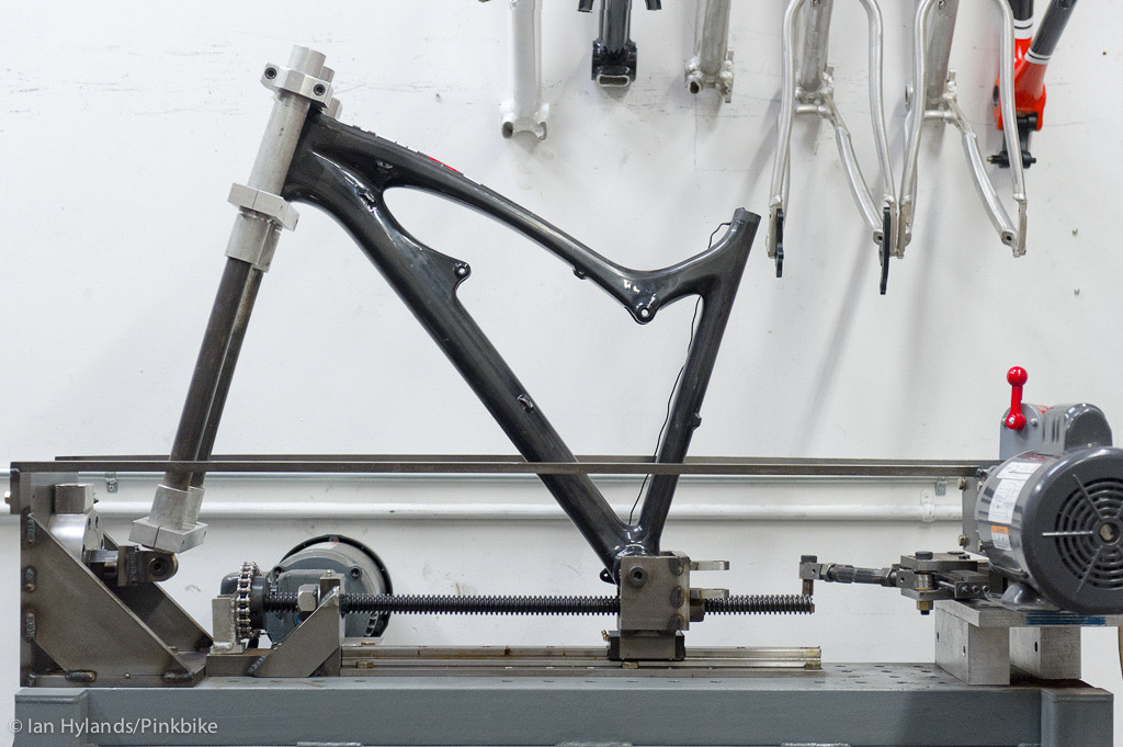 Santa Cruz Bicycles - Test Lab - Pinkbike