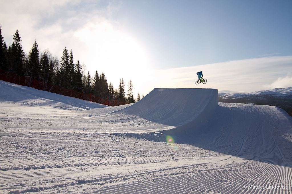 Photos from our trip to Åre last week.
