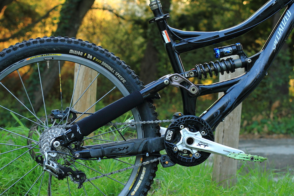 FOR SALE: 2010 Medium Specialized SX trail.