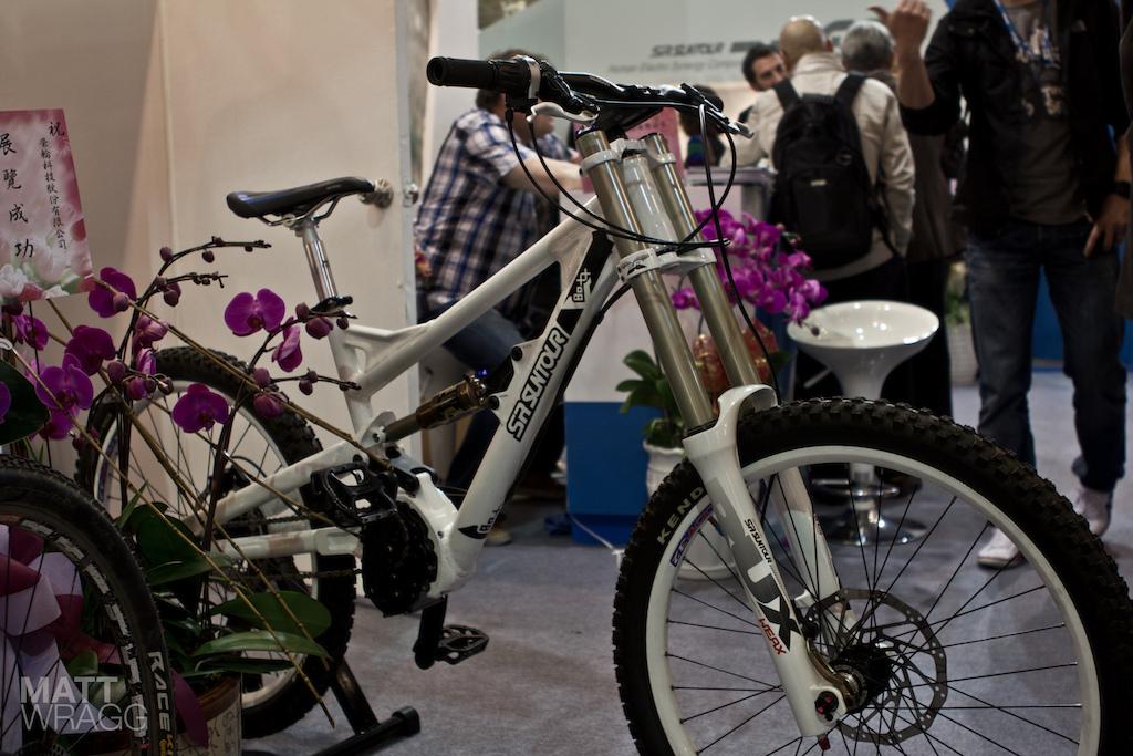 Taipei Cycle Show 2012