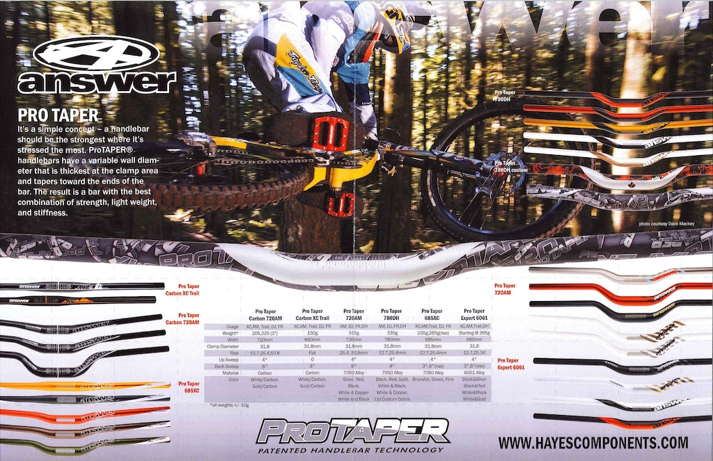 My shot of Tyler Gorz gets the Hayes Components Euro catalog spread. Congrats Tyler, you're now Eurotrash!  www.hayescomponents.com www.davemackie.ca