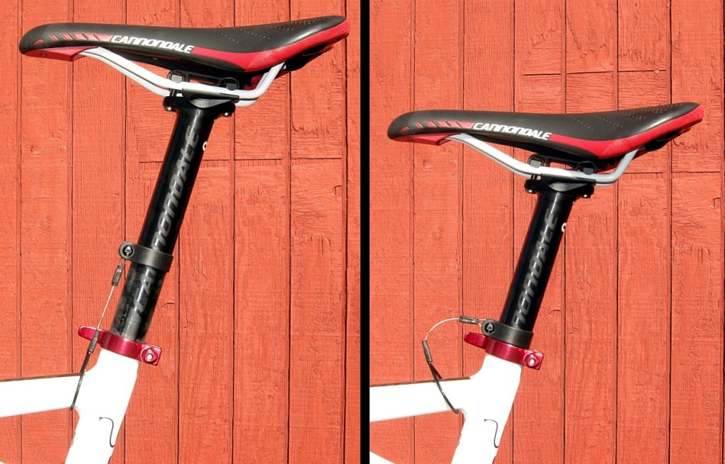 The finished Ghetto dropper will give you years of shred service for about ten bucks.