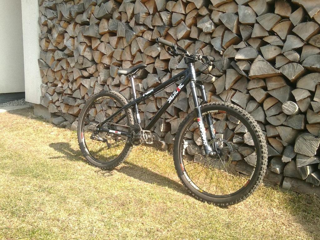 NS Core (dirt-park bike for 2012)