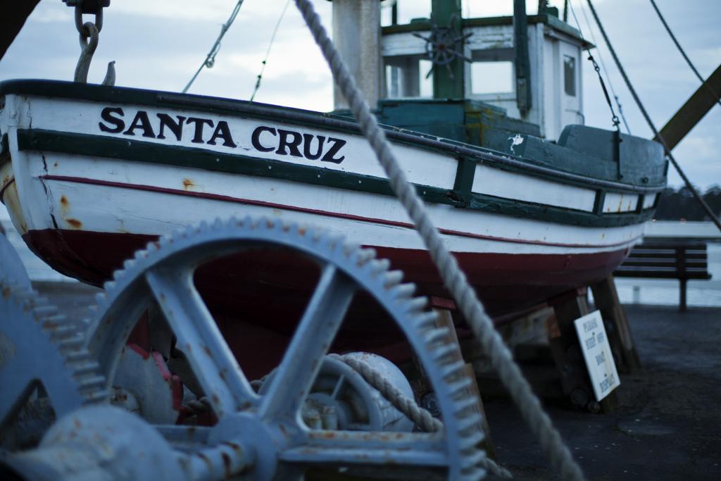Santacruz Wharf