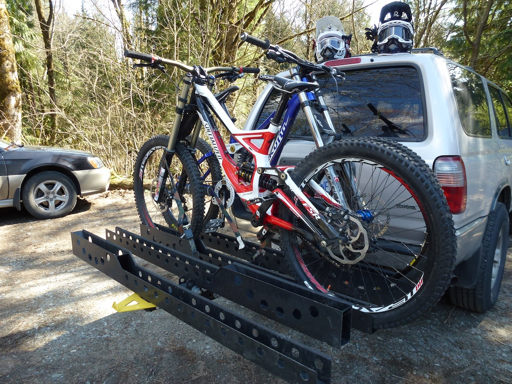 Post Your Custom Bike Racks Pinkbike Forum
