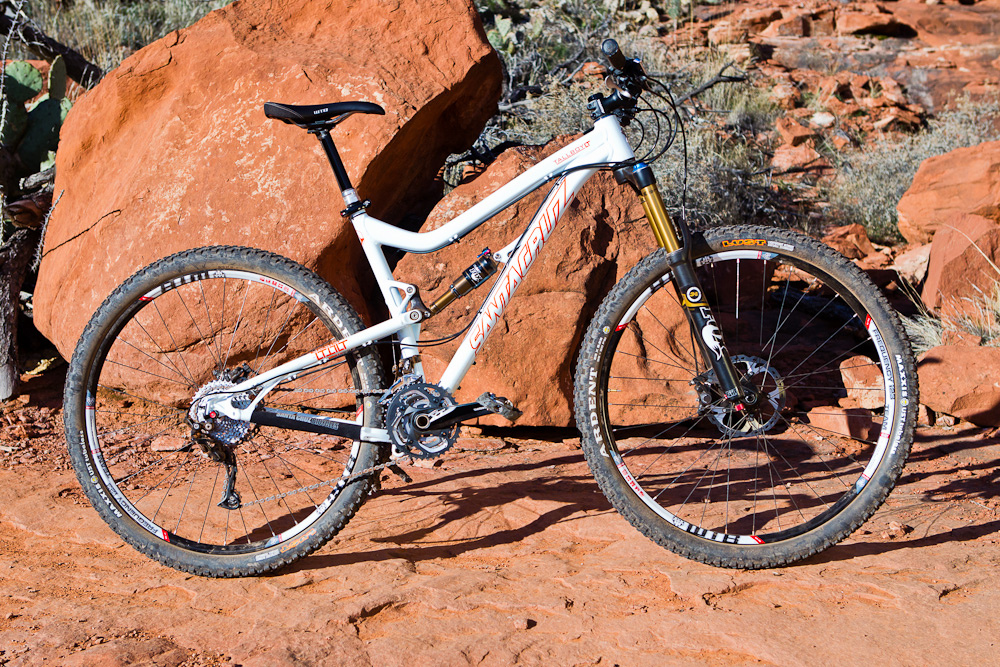 aluminum version of Santa Cruz s 130-millimeter-travel 29er the Tallboy LT