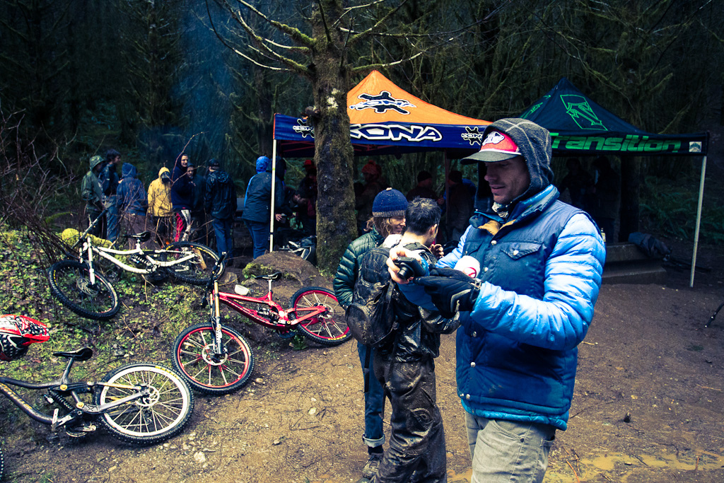 It s all about the memories. Lars wasn t riding this weekend but he was taking plenty of pictures and keeping the campfire going for those who were.
